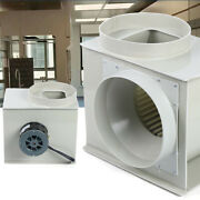 Centrifugal Extractor Fan Blower For Chemical Medicine Cabinets Lab Fume Durable
