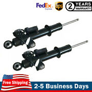 Pair Rear Air Suspension Gas Shock Absorber Strut Fit Bmw 5-series F10 520i 530i