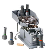 Klopp Ce Electric Coin Counter Wrapper And Bagger