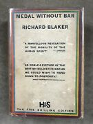 Medal Without Bar - Blaker 1934 - Scarce Dust Jacket - Military Wwi