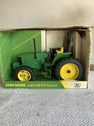 1993 Ertl John Deere 6400 Mfwd Tractor Collectors Edition 5667 1/16 With Box