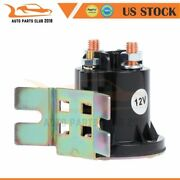 New Snow Plow Motor Control Solenoid For Buyers Sam 1304719 Straight V Blade