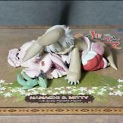 Made In Abyss Nanachi Mitty 1/8 Figue Set