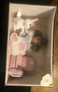 Precious Moments Tell Me A Story Doll Play Set Amy Brand New Sealed Rare 2000