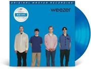 Weezer The Blue Album By Weezer 180g Numbered Blue Colored Vinyl 2016 Mofi