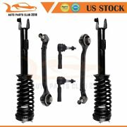 Front Strut Lower Control Arm Outer Tie Rod For 2006-2010 Chrysler 300