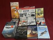 Huge Ww2 67 Dvd Collection Aviation A Filmed History Plane Movie Gift Rare Pilot