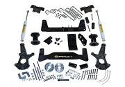 Superlift 14-16 Chevy Silv 1500 4wd 6.5in Lift Kit W/cast Steel Control Arms And
