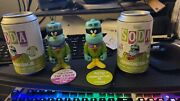 Funko Soda Frankenstein Jr International Edition Chase And Common Combo Le 4000