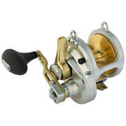 Shimano | Conventional | Talica 2-speed Lever Drag Reels