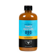 Fire And Smoke Society Tangy Mustard Bbq Sauce 16oz