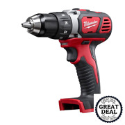 Cordless 1/2 Inch Drill Driver 18 Volt Lithium-ion Brushed Keyless Chuck Tool