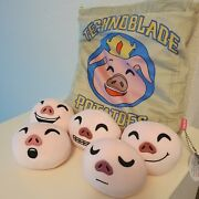 Youtooz Technoblade Bag Plush 1ft In Hand Sold Out