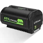 40v Lithium-ion Battery For Ryobi 40 Volt Collection Cordless Power Tools Op4...