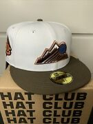 Hat Club Exclusive Cereal Pack Colorado Rockies Count Chocula Two Tone - 7 3/8