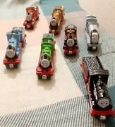 Vintagethomas The Tank Engine And Friends Take N Play Engines An Wagons