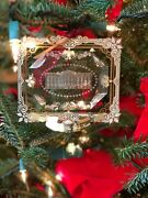2018 Donald Trump First Family Official Christmas Ornament - The White House