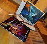 Apple Ipad Pro 3rd Generation Includes Apple Pencil And Smart Keyboard