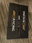 Audi A4 Bc Racing Coilovers. Br Series. Extreme Low. B6 B7 2wd Awd Sale New