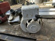 Vintage 2 1/2 Hp Small Engine Briggs And Stratton Antique