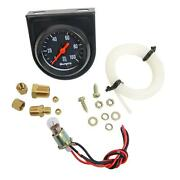 Sunpro Cp 8216 Mechanical Oil Pressure Gauge 2 And1/16 Inch 0 To 100 Psi