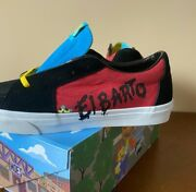 Simpsons X New Sk8-low El Barto Mens Size 11 Limited Edition New In Box