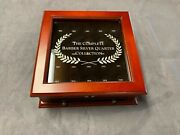 Pcs Stamps And Coins Display Box For Barber Quarter Dollar Coins No Key