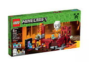Lego Minecraft The Nether Fortress 21122 New In Box