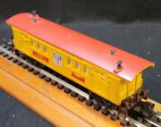 Lionel Trains Rolling Stock Car 6-15166 Union Pacific Pony Express Car 818