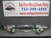1951 1952 Cadillac Front Bumper Assembly Fresh Chrome