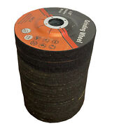 Grinding Wheel Metal For Grinders 80 M/s 4.5 Inch 1/4 Thick 7/9 Pack Of 25