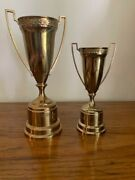 2 Vintage 1960s Trophies By Dodge Inc. Z2a And Z2