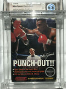 Wata White Bullets Nes Mike Tysonand039s Punch-out Nintendo Entertainment System