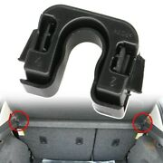 2pcs Load Cover Parcel Shelf Clip Which For Ford Fiesta Mk7 2008-2017 Accessory