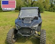 Hard Windshield And Roof For Polaris Rzr Pro Xp - Canopy - Soft Top - Heavy Duty