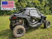 Polaris Rzr Pro Xp Enclosure For Existing Windshield - Doors, Roof And Rear Window