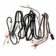 Ezgo Wiring Harness Haulers 11-18 And Shuttle Express 08-12 For Electric Golf Cart