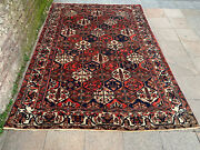 6and0399and039and039 X 9and0398and039and039 Vintage Carpet Handmade Carpet Natural Carpet.skup1290