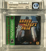 Wata 9.8 A+ Sealed Ps1 Gta Grand Theft Auto [greatest Hits] Playstation One