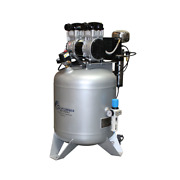California Air Tools 30020dcad Ultra Quiet And Oil-free 2-hp 30-gallon Steel Ta...