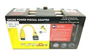 Furrion Pigtail Shore Power Adapter 30 Amp F To 50 Amp Male W/ Bag Fp3050-sy