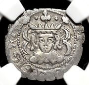 Spain, Valencia. Philip Iv, 1621-1665, Silver Real, Ngc Xf45