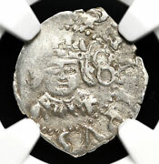 Spain, Valencia. Philip Iv, 1621-1665, Silver Real, Ngc Xf40