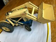Ford 4000 Industrial Battery Operated Farm Toy Tractor In 1/16th Scale