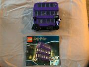 5 Lego Harry Potter And Fantastic Beasts Sets Including Night Bus