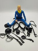 1968 Marx Johnny West Fort Apache Fighters General Custer Figure W/accessories