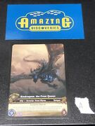 Sindragosa, The Frost Queen Blizzard 2009 Promo World Of Warcraft Tcg Wow Ea