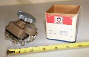Nos Delco 40and039s 50and039s International Harvester Ih Farmall Tractor Headlight Switch