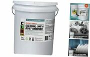 Pro Calcium, Lime And Rust Remover 5 Gallon Pail
