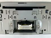 2011 Endeavor Am-fm-cd-mp3 Radio Stereo Receiver And Control Panel Assembly